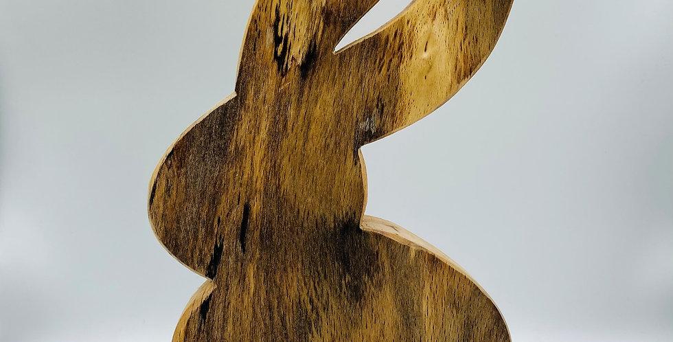 Hase, Medium, geschwungen Esche 20-23 cm