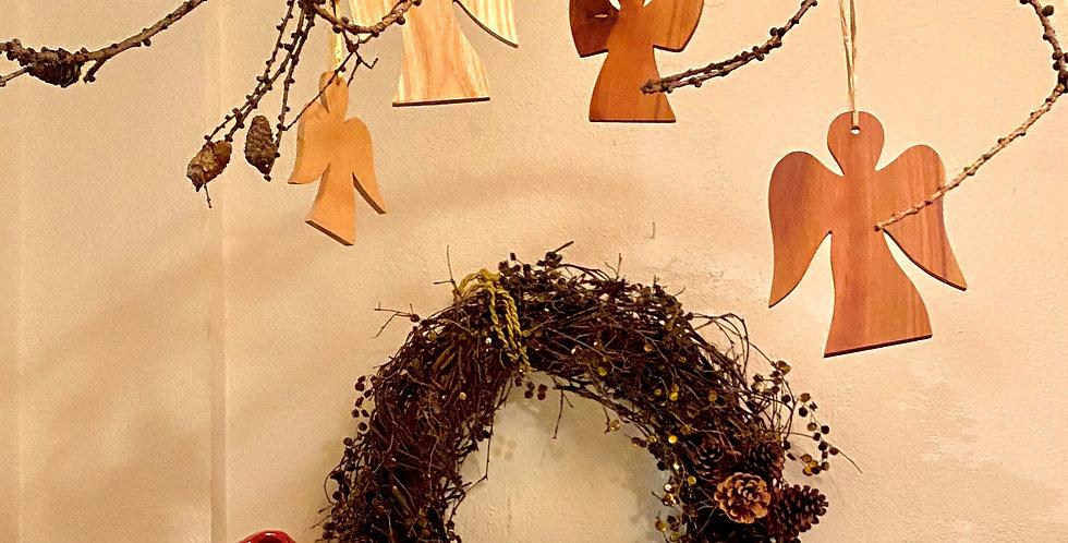 Baum/Zweigschmuck  11 cm