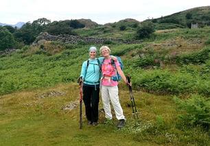 Anita and Jacq on Todd Crag, Ambleside.jpg
