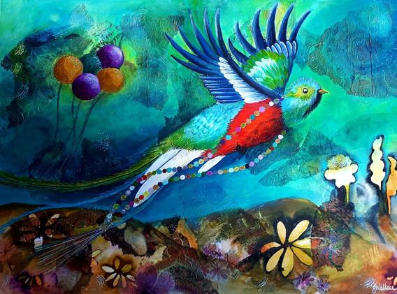 Spirit of the Quetzal