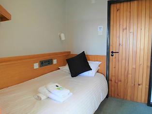 Single (Loughrigg) Room at Brathay Hall.
