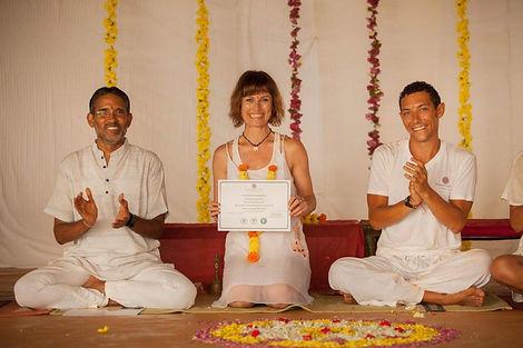 Yoga Teacher Training, Goa, India