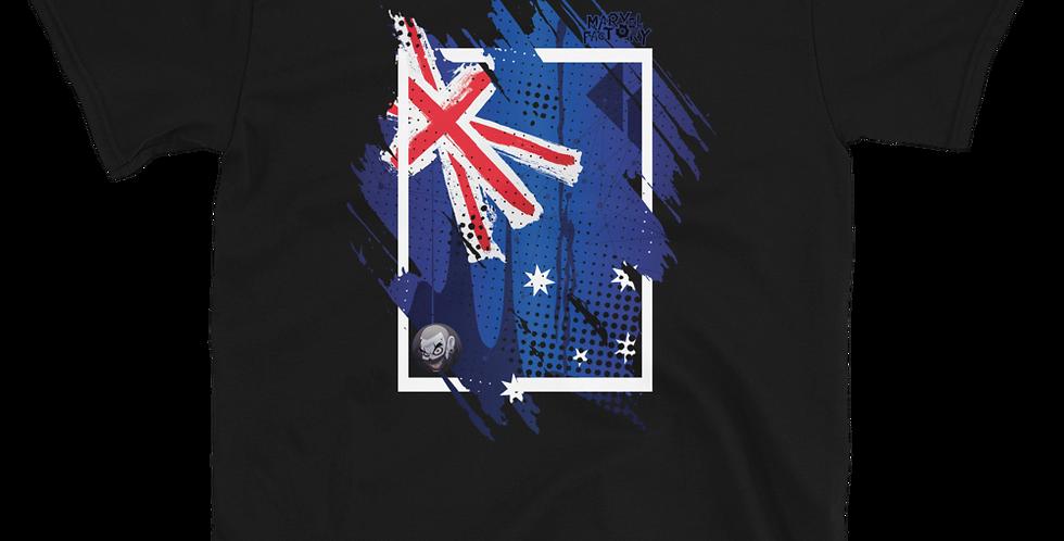SykoPlayz Australia Wildfire Relief Short-Sleeve Unisex T-Shirt