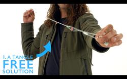 snapbuds - A Tangle Free Solution
