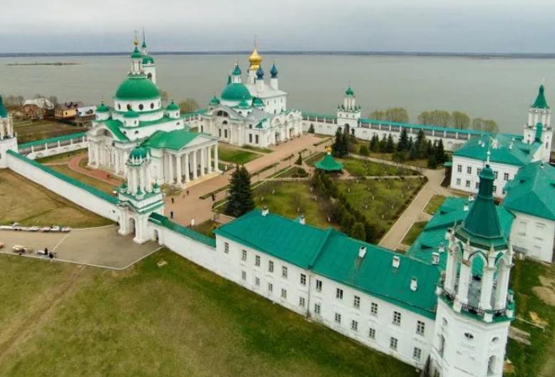 Спасо Яковлевский Дмитриев мужской монастырь