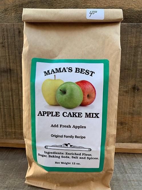 Apple Cake Mix