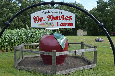 Welcome to Dr. Davies Farm