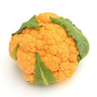 Cauliflower,Orange
