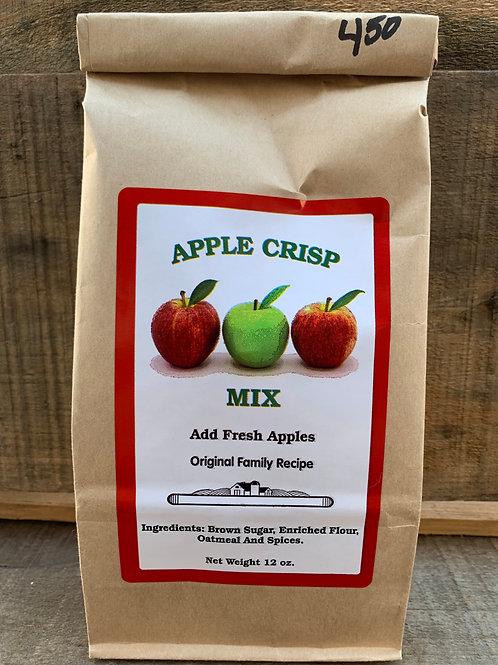 Apple /Peach Crisp Mix