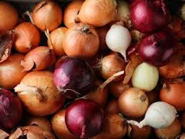 Onions, Local