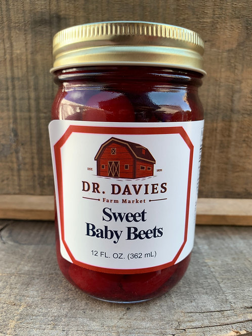 Dr. Davies Sweet Baby Beets