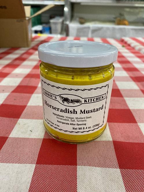 Annie's Kitchen Amish Made Mustard