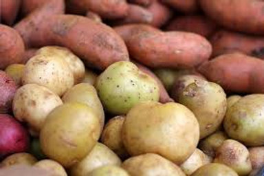 Red Potatoes, Local