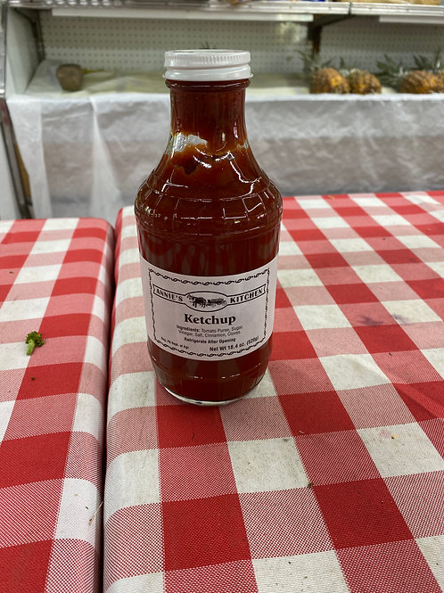 Annie's Kitchen Amish Made Ketchup