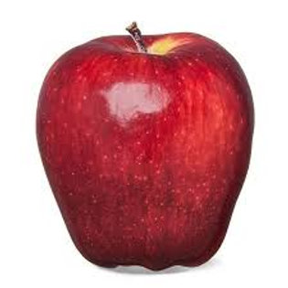 Our Own Red Delicious Apples (2 Qt Basket)