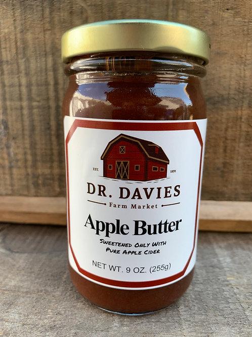 Dr. Davies Apple Butter (All Natural )