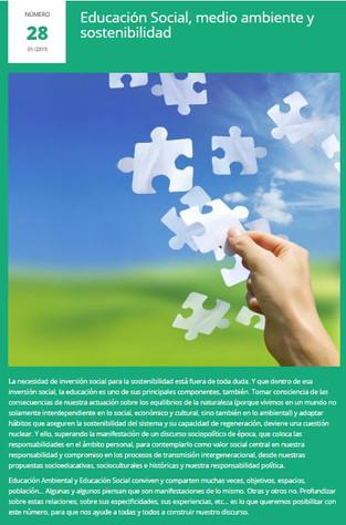 Educación Social, medio ambiente y sostenibilidad