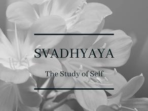 Svadhyaya | The Study of Self