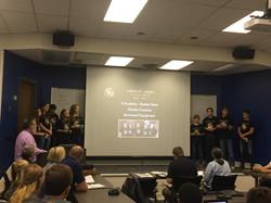 Presentation at UAH