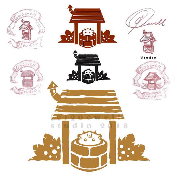 Gocwell Studio Logo
