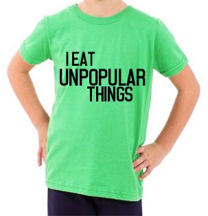 UNPOPULAR T-Shirt (Kids)