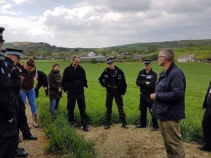 Training the Dorset Police Rural Crimes Unit