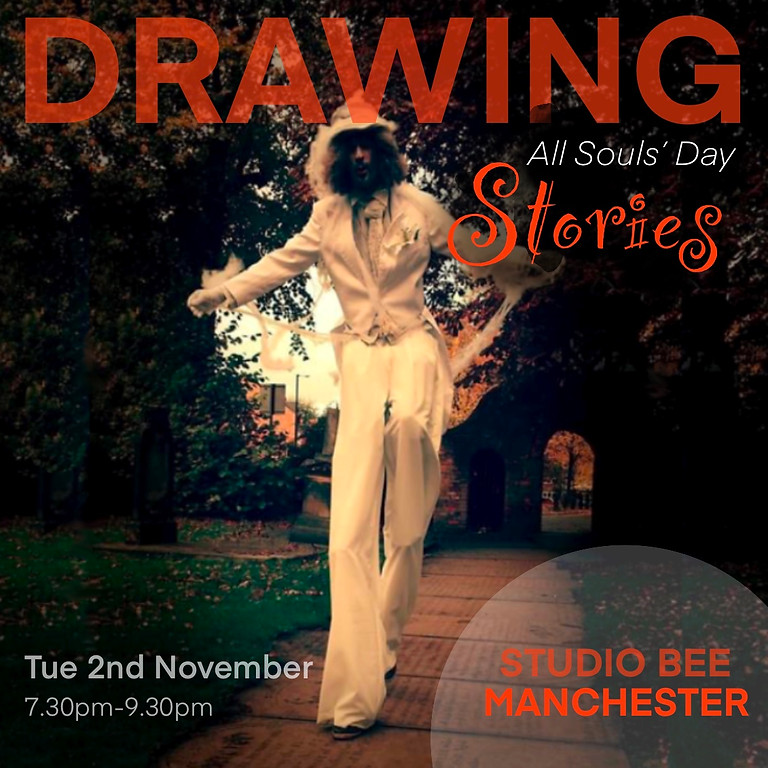 Drawing All Souls' Day Stories **Studio