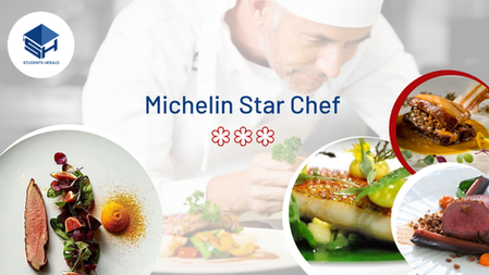 Learn How To Become A Top Michelin Star Chef