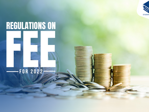 How much fee tertiary education providers can increase in the year 2022.