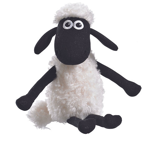 Shaun The Sheep Cuddly Toy (15cm)