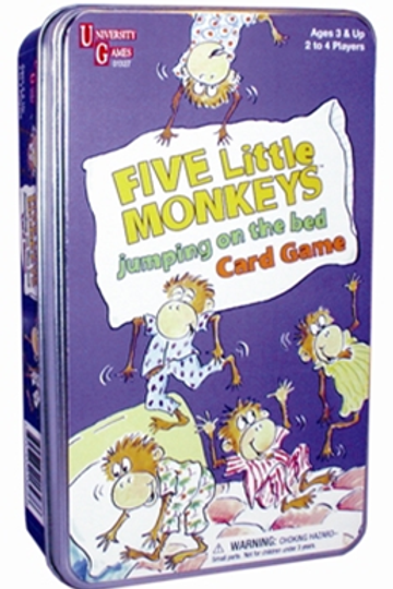 Five Little Monkeys® Card Game