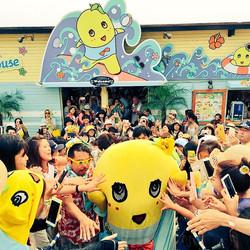 ふなっしー江ノ島海の家BeachHouse