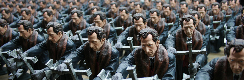 Sculptworks Mass Manufacture