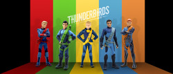 thunderbirds figures and vehicles