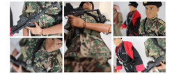 sculptworks nashmi jordanian army figurines image 02