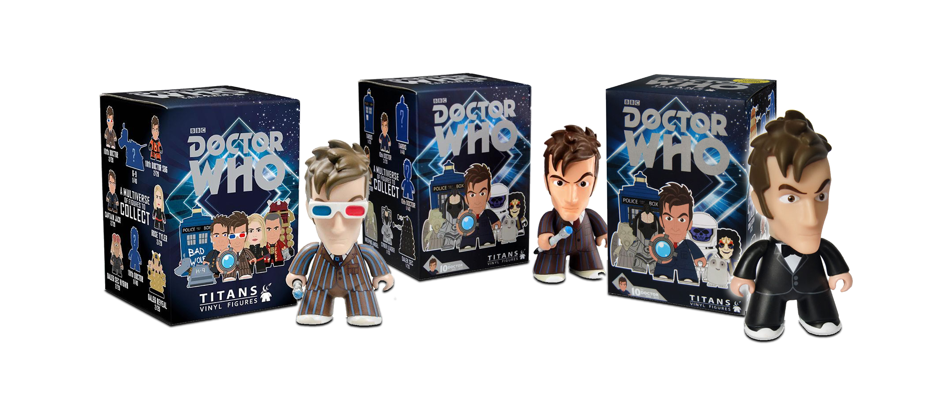 sculptworks vinyl collectible doctor who 09