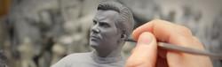 Sculptworks Captain Kirk Sculpt