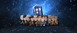 Sculptworks vinyl Doctor Who