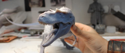 walking with dinosaurs sculptworks 06