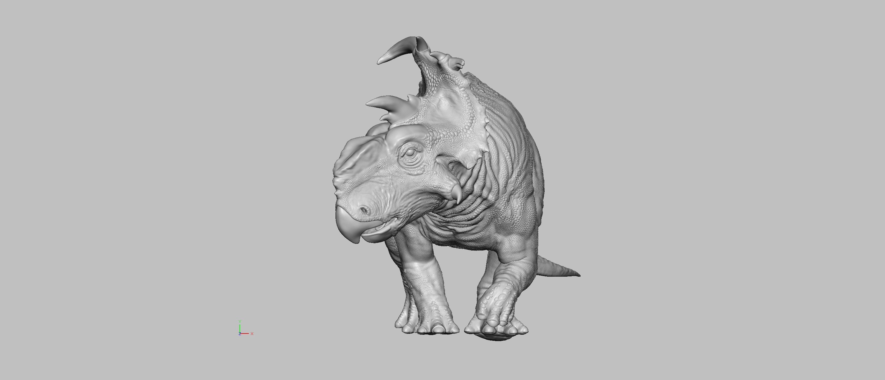 walking with dinosaurs sculptworks 03