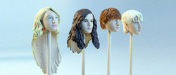 harry potter action figures and playset image 03