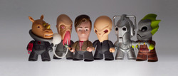sculptworks vinyl collectible doctor who 10
