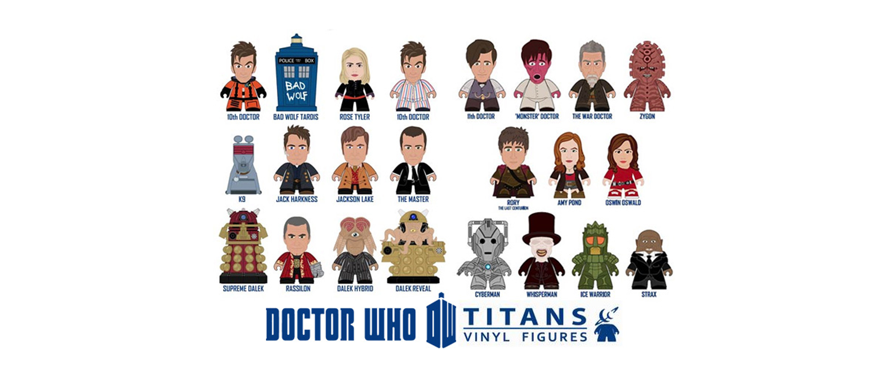 sculptworks vinyl collectible doctor who 02