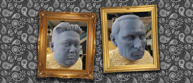 Sculptworks dictator scratch posts