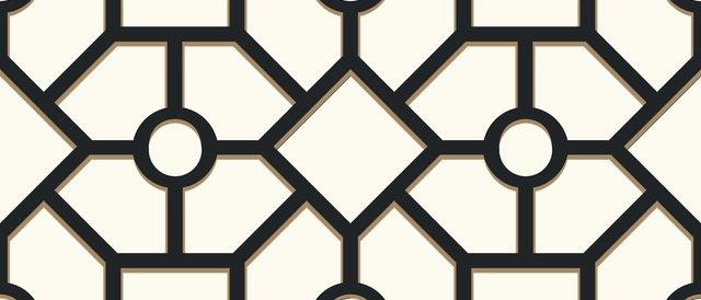 Hedgerow Trellis Wallpaper