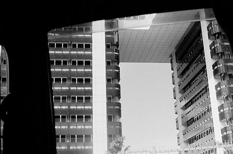 maeveoneill_passing buildings in Kampala