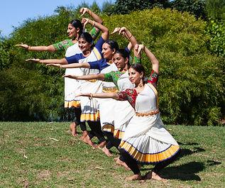 adults Bharathanatyam