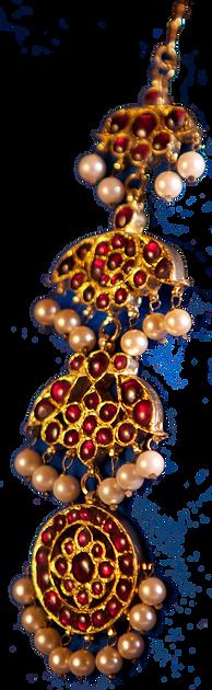 Bharatanatyam ornament