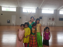 Students of Chandralaya