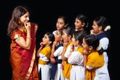 Chandralaya Students